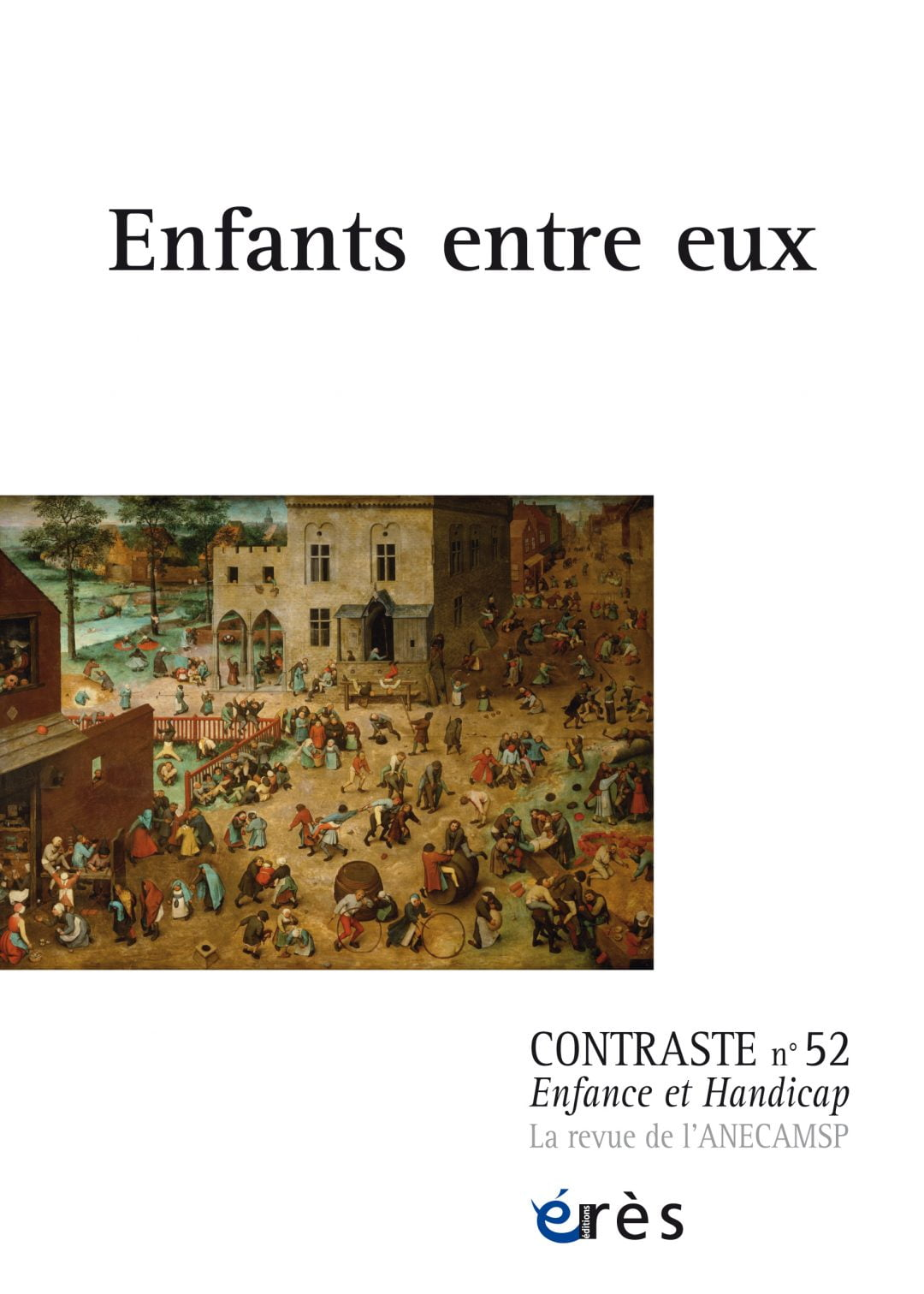 Revue Contraste n°52