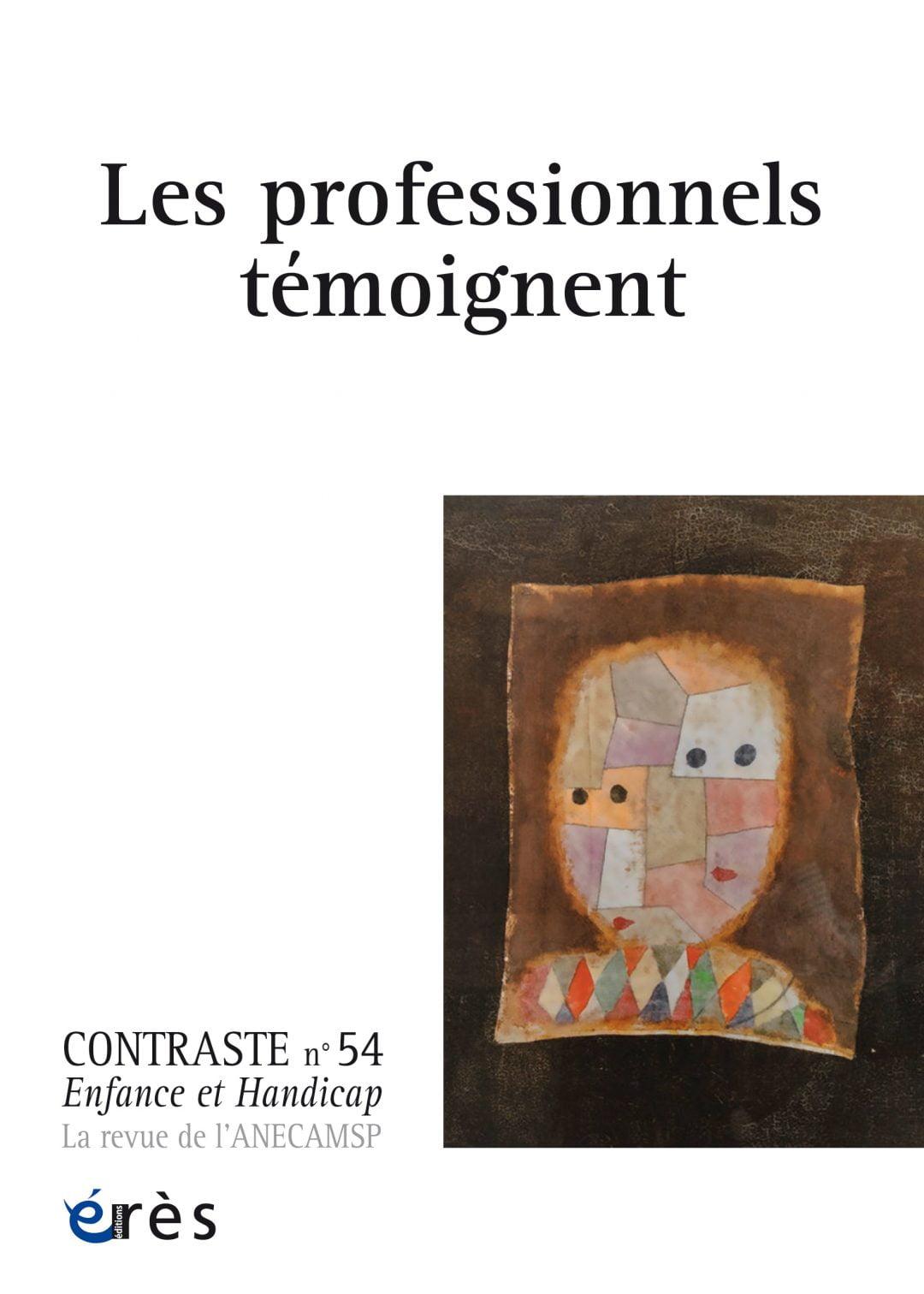 Revue Contraste n°54