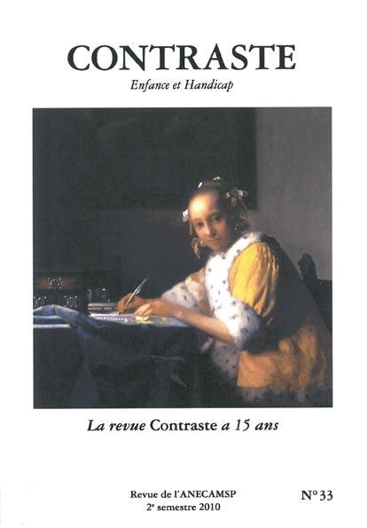 Revue Contraste n°33
