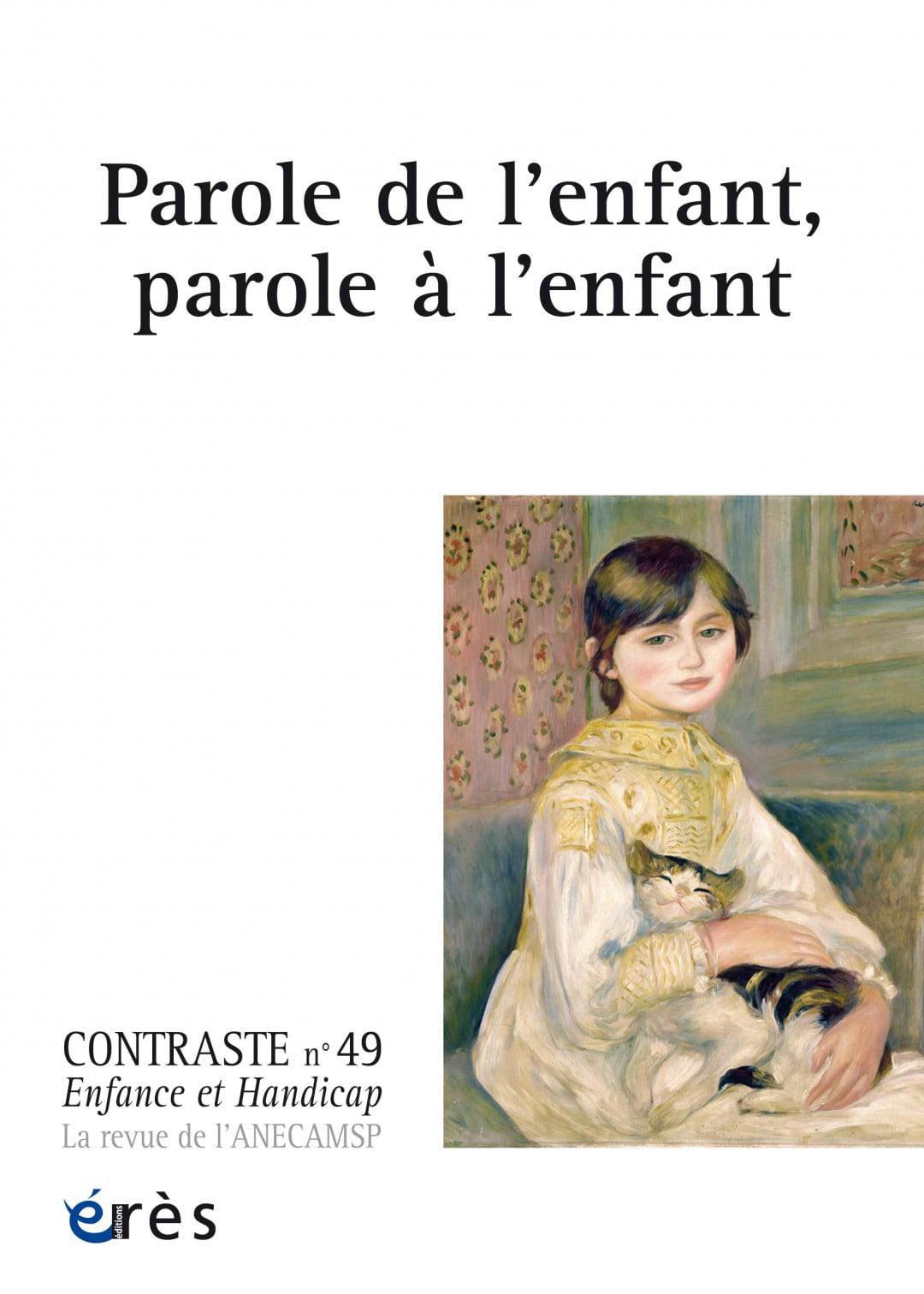 Revue Contraste n°49