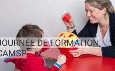 4e JOURNÉE DE FORMATION CAMSP RÉGION NORMANDIE