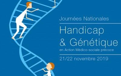 Journées d'Etude de l'ANECAMSP 21-22 Novembre 2019
