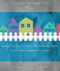 Journée d'Étude Régionale de l'ANECAMSP – Normandie