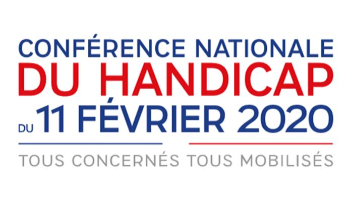 5ème Conférence Nationale du Handicap, le 11 février 2020