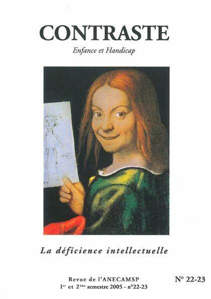 Revue Contraste n°22-23