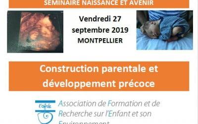 Construction parentale et développement précoce