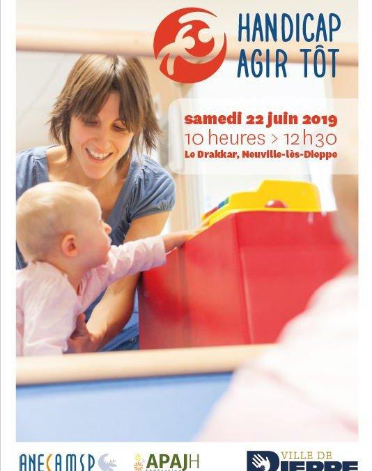 Samedi 22 Juin de 10h00 à 12h30 au Drakkar de Neuville-lès-Dieppe.