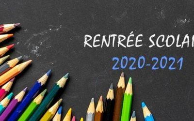 Circulaire de rentrée 2020 | Ministère de l'Education Nationale et de la Jeunesse