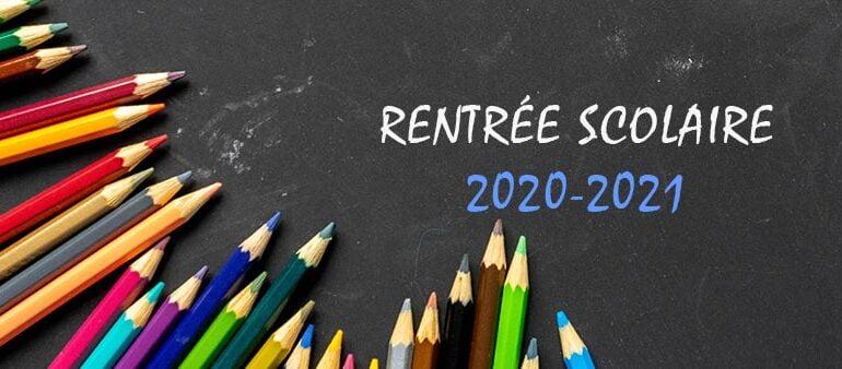 Circulaire de rentrée 2020   Ministère de l'Education Nationale et de la Jeunesse