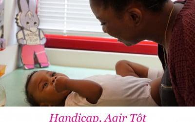 Campagne «Handicap Agir Tôt»